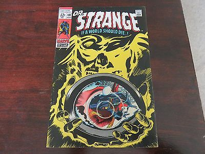 Doctor Strange #181 (Jul 1969, Marvel) VF 7.5
