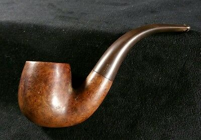 Vintage Wally Frank Briar Wood Pipe 5.5 Inches Long Made in England EXC