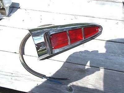 .studebaker Tail Light Assembly 1953 Sedan Left Land Cruiser Champion Command