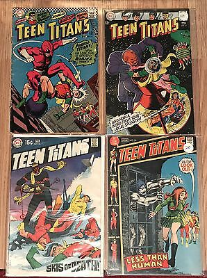 Teen Titans Silver Age Lot