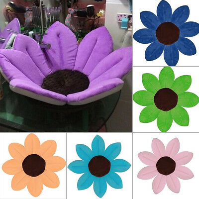 Security Blooming Bath Flower Bath Tub Baby Blooming Sink Babies Safety Cute