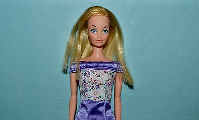 Vintage Barbie - 1970's Canadian/European (Steffie Face) Straight Leg Barbie