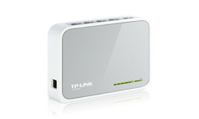 TP-LINK TL-SF1005D 5 Port Network Switch