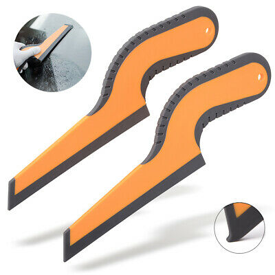 SIDE SWIPER SQUEEGEE Rubber Squeegee For Auto Vinyl Film Install Wrapping Tools