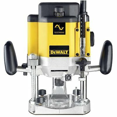 DEWALT DW625EK 2000W ROUTER 110V in Case NEW CE