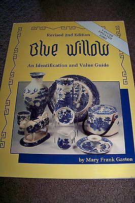 Antiques & Collectibles Blue Willow Price Guide With Identification Pictures