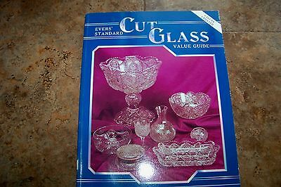 Identification/price Guide Book On Cut Glass