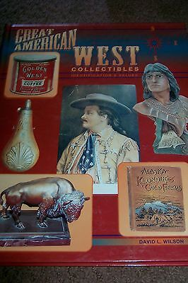 Identification/price Guide Book On American West Collectibles