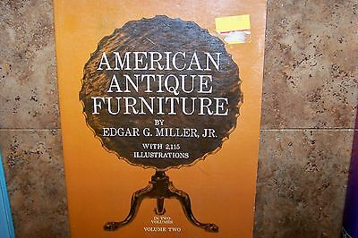 Identification/price Guide Book On American Antique Furniture