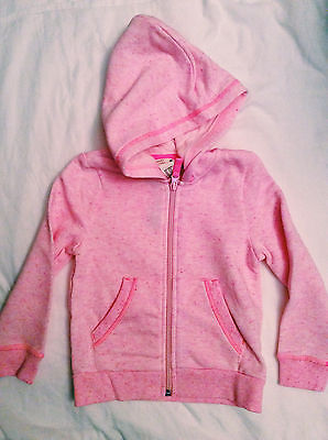 H&m Organic Girls Baby Hooded Jacket - Pink