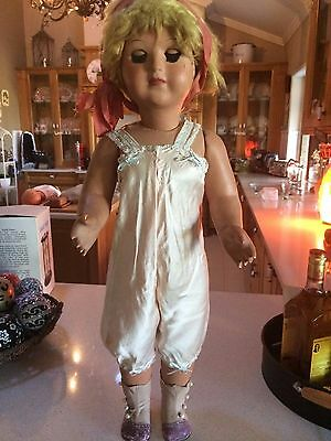 Antique Walking Doll - 720 tall