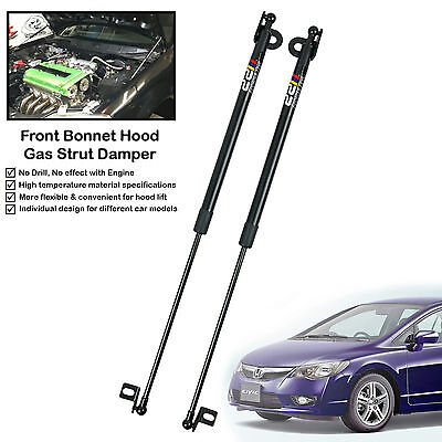 NEW! Front Hood Strut Damper Support|Fit Honda Civic FA1 FA3 FD1 FD2|'06-'11