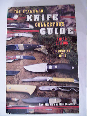 VINTAGE POCKET KNIFE PRICE GUIDE COLLECTOR'S BOOK 688 PAGE plus Limited Editions
