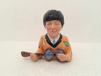 Manor Collectables Paul Mccartney Limited Edition Toby Jug 457 of 1963 *MINT*