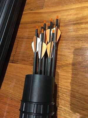 X9 Predator II 2040 Carbon Arrows