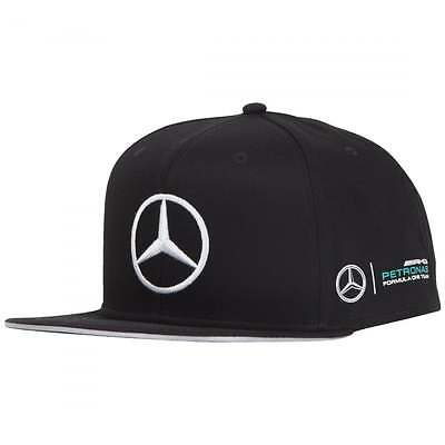 2017 Mercedes F1 Cap (Lewis Hamilton and Team Caps)