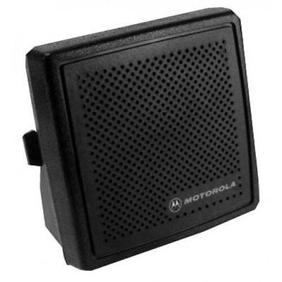Motorola External Speaker HSN1006A with Bracket NEW! Great for Police Fire EMS