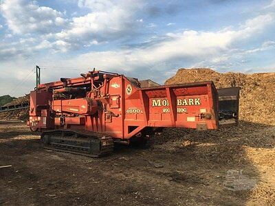 2007 MORBARK 4600XL Forestry & Logging