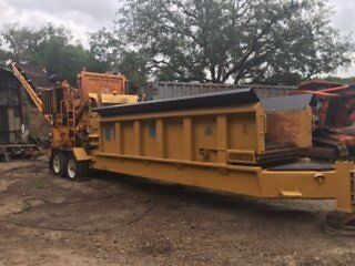 1997 Beast Bandit Horizontal Grinder Other Forestry & Logging Equipment