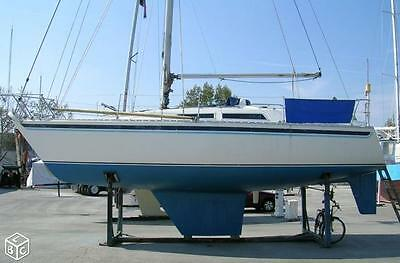 1984 Moody 31 MK1 (31 ft) Sailing Yacht in excellent condition - Lorient France