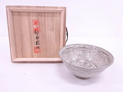 3058971: Japanese Tea Ceremony / Mishima Tea Bowl / Chawan