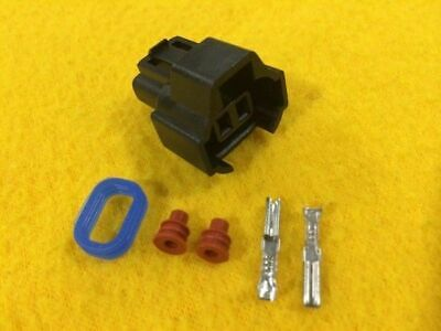 Nippon Denso Fuel injector 2 pin plug for Nissan Toyota female connector