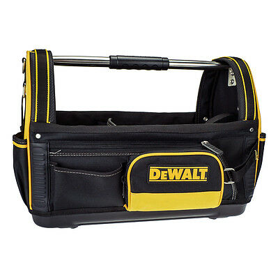 "Dewalt Large Open  Tote Bag 18""/45Cm Hand/ Power Tool Bag  1-79-208"