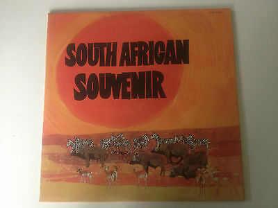 VARIOUS	South African Souvenir	2 LP	Gallo	DLPA111/2