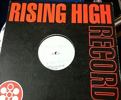 """Project One - Roughneck EP - White Label - 1992 - Old Skool Hardcore 12"""""""
