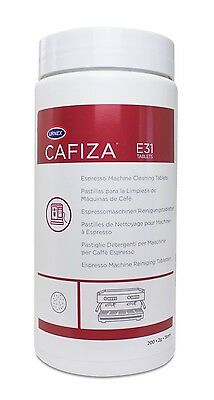 Urnex Cafiza 2g 32 pack E31 Espresso // Coffee Machine Cleaning Tablets