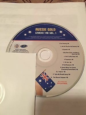 Freestyle Group Fitness Music CD - Aussie Gold Cardio 140 Vol. 1