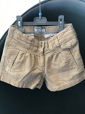 Pepe Jeans Short Fille Taille 8 Ans
