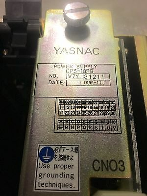 Yasnac Power Supply Cps-18Fb