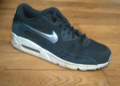 Chaussures Nike Air Max 90 Essential Noir homme taille 44/10