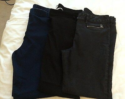 Mixed Trouser/Jean Bundle x 3 (12 + 14)