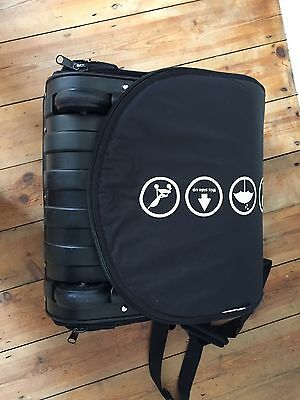 Bugaboo Bee Padded Transport Bag With Wheels