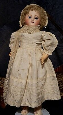 Antique Steiner Gigoteur Kicking French Doll Stunning Poupee Perfectly Working