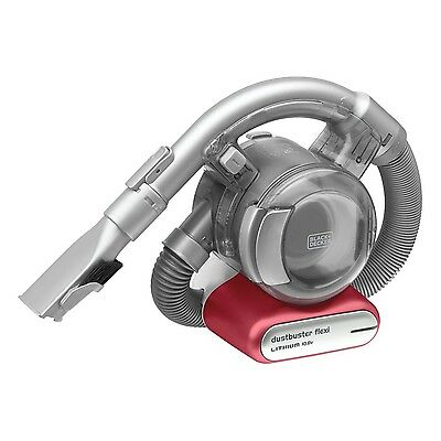 Black & Decker PD1020L Akku Hand Staubsauger 10.8V Dustbuster Flexi 560 ml