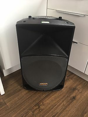 Used Mackie Thump 15 Active PA Speaker TH-15a