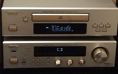 Denon DRA-F100 HiFi Component System CD,Tuner,Amp, with phono stage