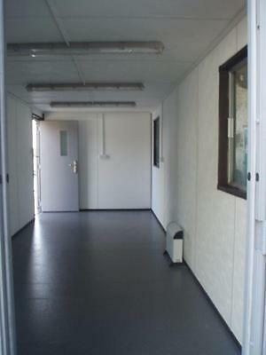 20ft x 8 ft storage Container office - manchester