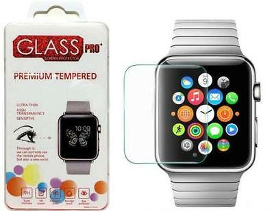 100% Genuine Tempered Glass Screen Protector For Apple Watch iwatch Premium 42mm