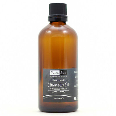 100ml Citronella Pure Essential Oil