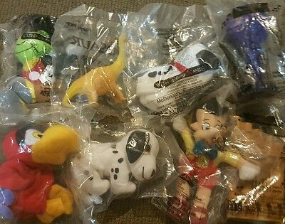 McDonalds Happy meal Toys Bulk Lot  disney  unopened packets