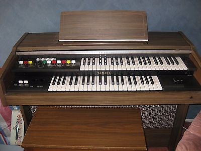 Yamaha Organ very good condition plus music and stool
