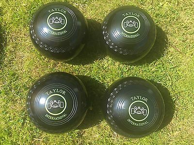 Thomas Taylor International Bowls Size 4