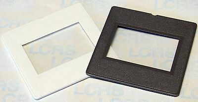 150 35mm Slide Mounts complete with Anti-Newton glass - New, Boxed