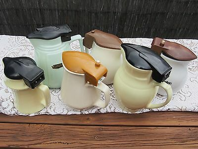 6 ceramic electric jugs