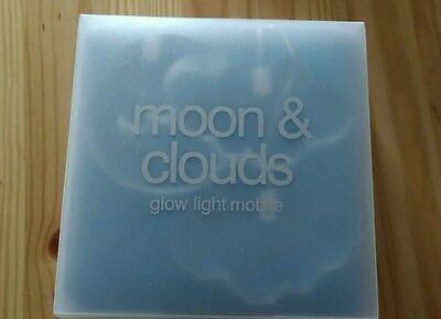 Moon and Cloud Glow Mobile Brand New