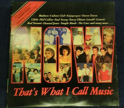 Now Thats What I Call Music, Now1, Vinyl Lp